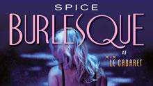Burlesque Spice Monte Carlo